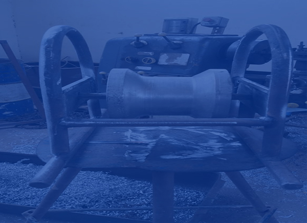 Fabrication de dérouleur pour la société CCE
