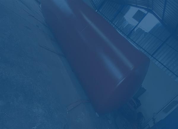 Réservoir de fuel pour une capacité 30 m3 fabriqué à l'atelier de Smti-C